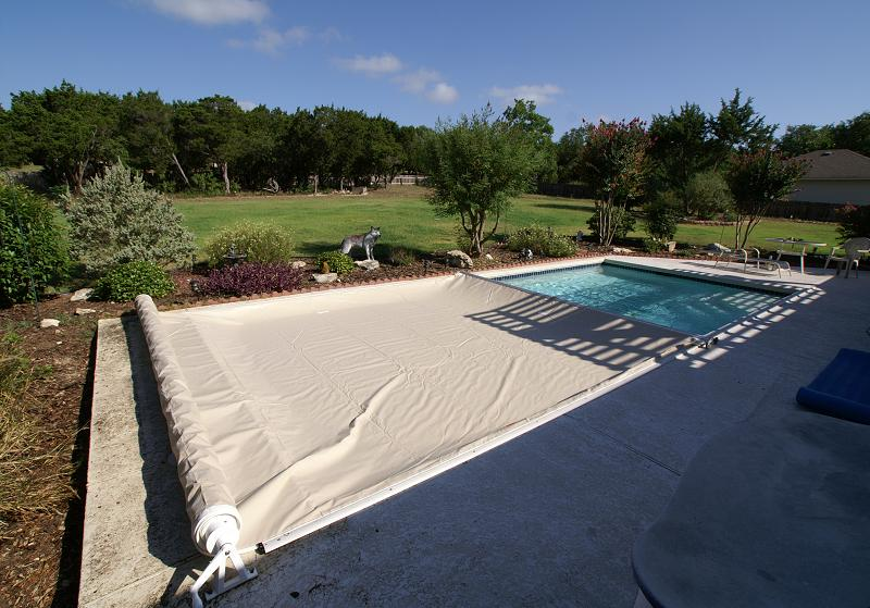 Step-Saver Manual Cover (Existing Pools)